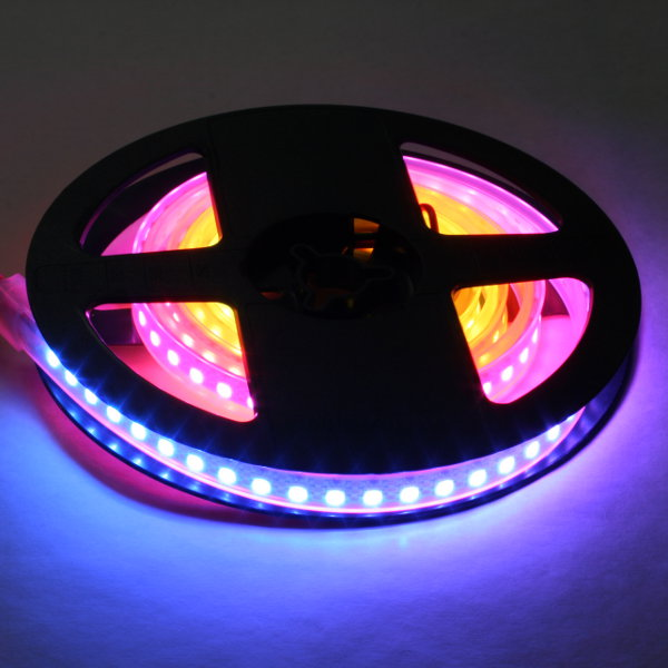 Skinny NeoPixel Strip 1m (SK6812 - 144LED - IP67)