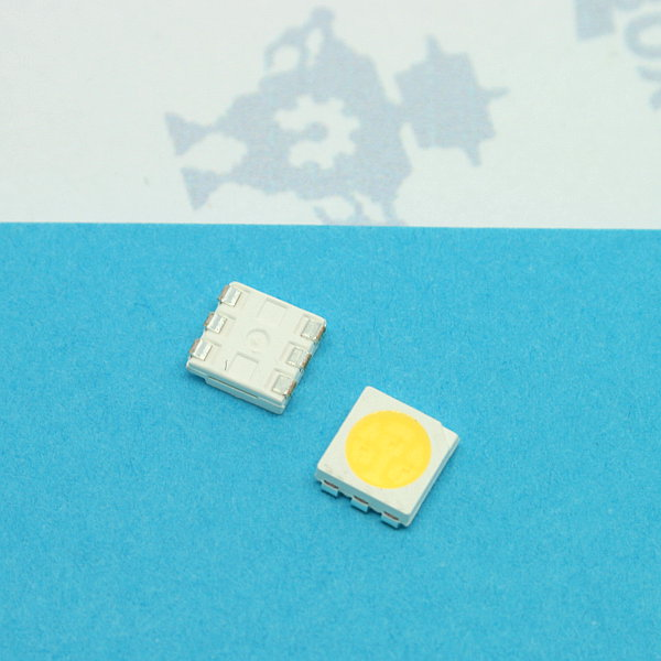 SMD LED 5050 - weiss