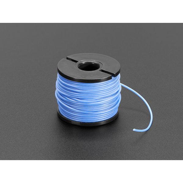 Litze mit Silikon-Isolation - 15.2m 30AWG Blau