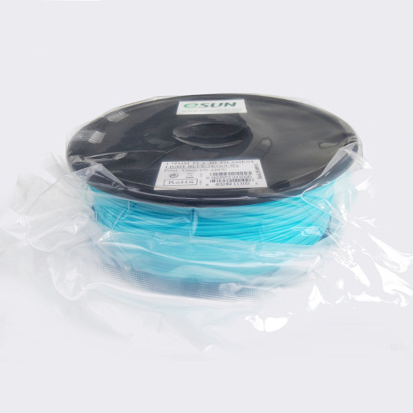 PLA Filament 1.75mm sky blue (1kg)