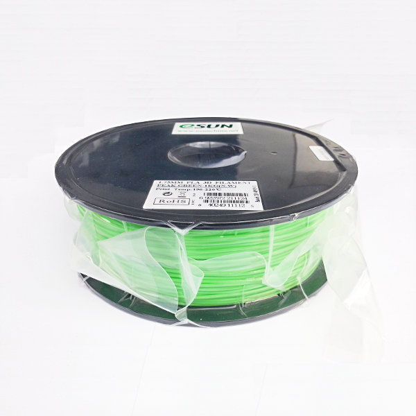 PLA Filament 1.75mm peak green (1kg)
