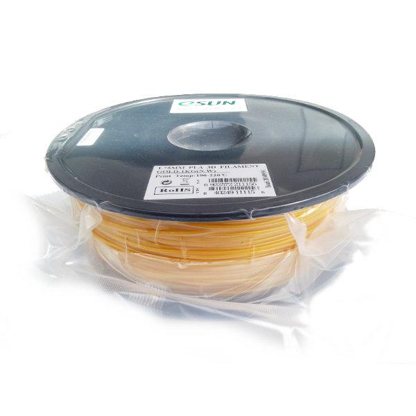 PLA Filament 1.75mm gold (1kg)