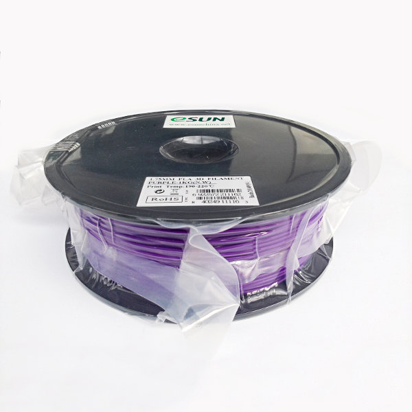 PLA Filament 1.75mm purple (1kg)