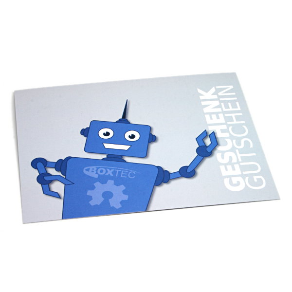 Gift Card for Boxtec Shop - CHF 20.00