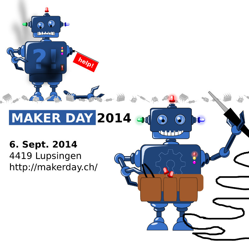 Maker Day 2014 (Kind -16)