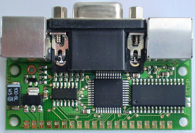 Mikrokontroller VGA Interface