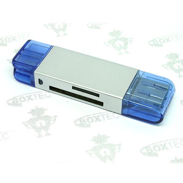 USB 3.1 Typ C Kartenleser / Adapter OTG