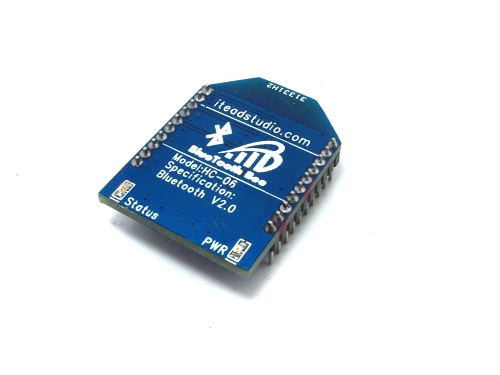 BTBee - Bluetooth to serial port module