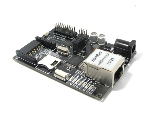 IBoard - Arduino with Ethernet and Wireless development platform