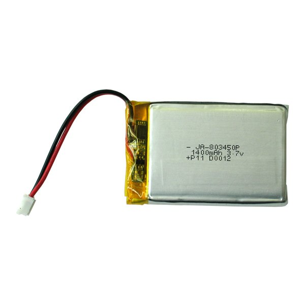 Lithium Ionen Polymer Batterie - 1400mAh