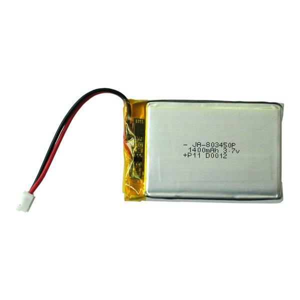 Lithium Ionen Polymer Batterie - 1400mAh