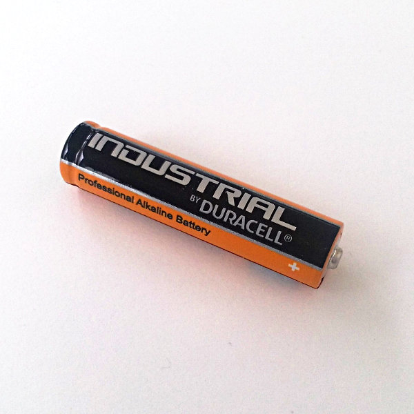 LR03/AAA Duracell Industrial Battery (10pcs)