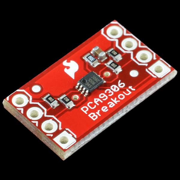 PCA9306 Level Translator Breakout