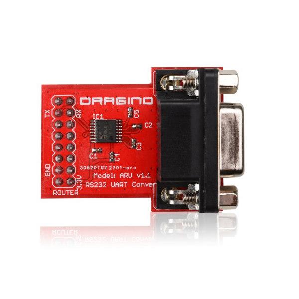 Dragino UART(TTL) to RS232 Converter - ARU