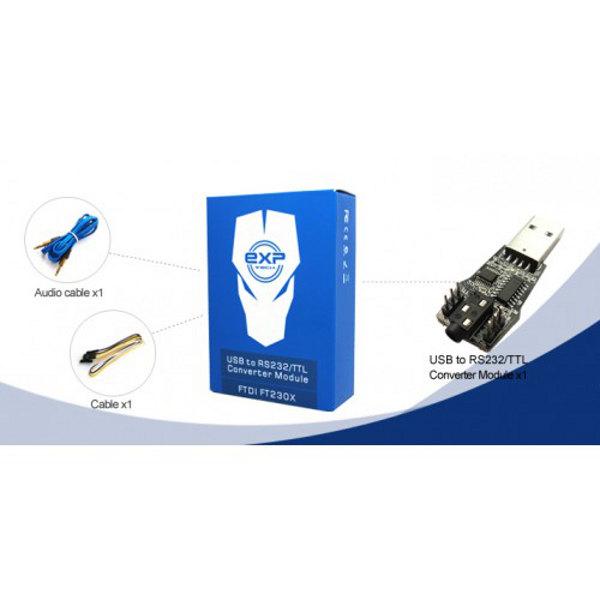 USB zu RS232/TTL Konverter Modul für Intel Galileo