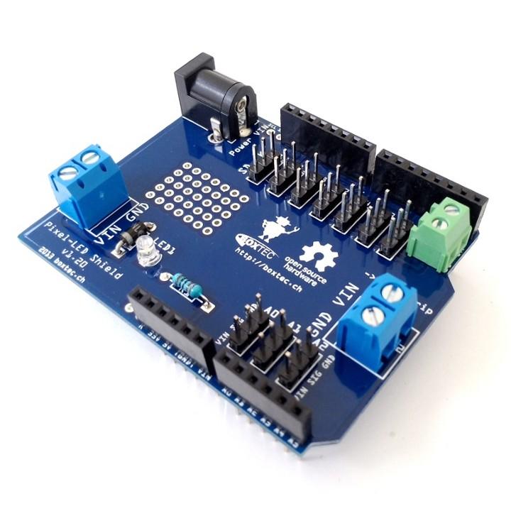 Pixel LED Shield Kit