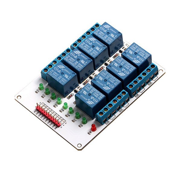 8 Channel Relay Module - 5V