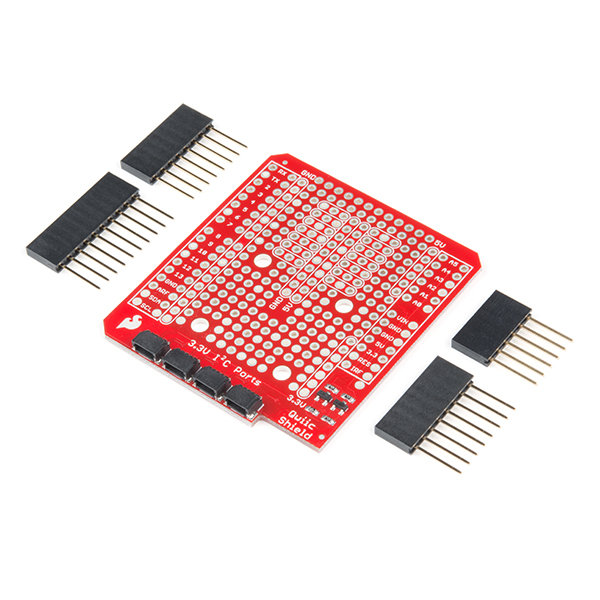 SparkFun Qwiic Shield for Arduino