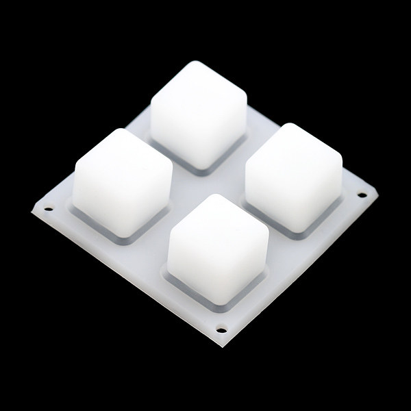 Button Pad 2x2 - LED Kompatibel
