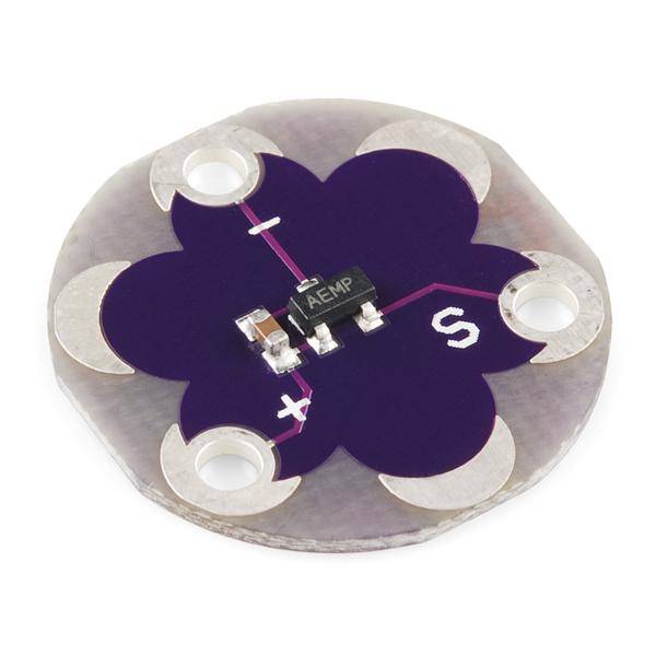 LilyPad Temperature Sensor
