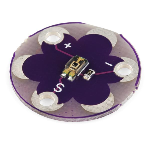 LilyPad Licht Sensor