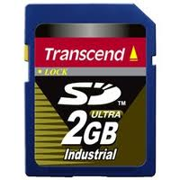 Transcend SD Karte 2GB