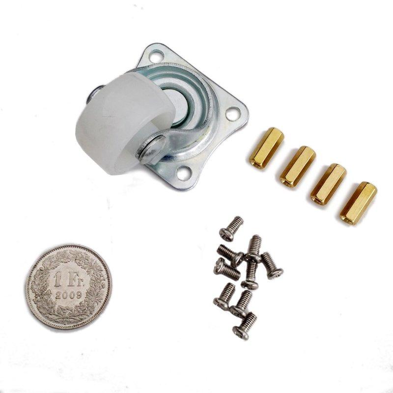 Robot Caster Wheel