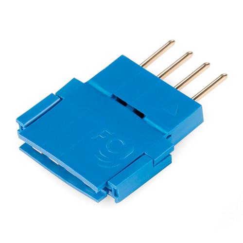 Conductive Ribbon - 4-Conductor (Connector)