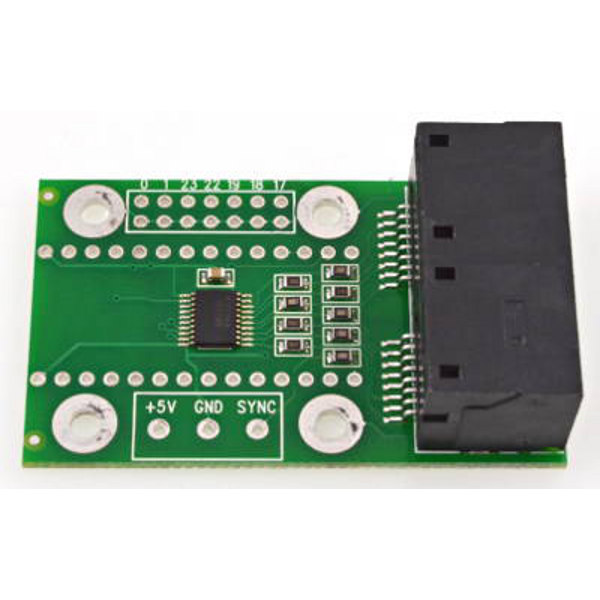 Teensy 3.1 OctoWS2811 Adaptor
