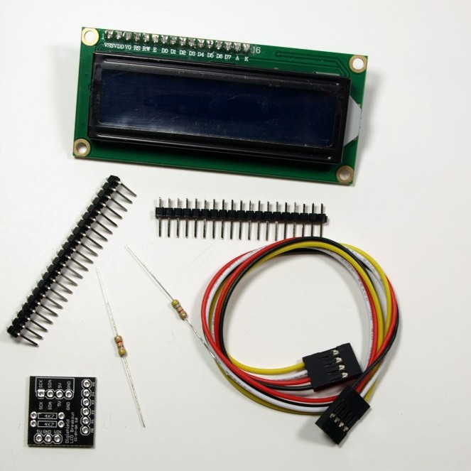 Digispark LCD Shield Kit
