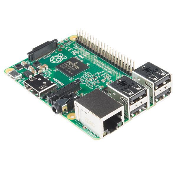 Raspberry Pi 2 - Modell B