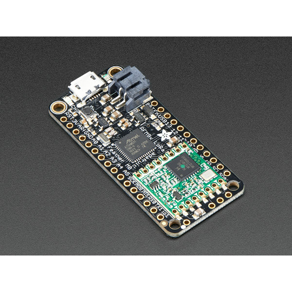 Adafruit Feather M0 mit RFM95 LoRa Radio - 868/915MHz
