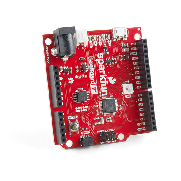 SparkFun RedBoard Turbo - SAMD21 Dev Board