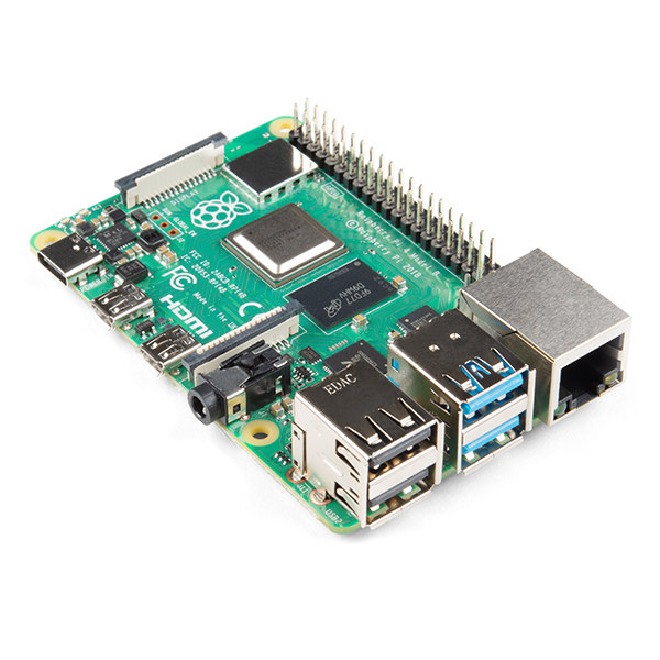 Raspberry Pi 4 Model B (4 GB) v1.2