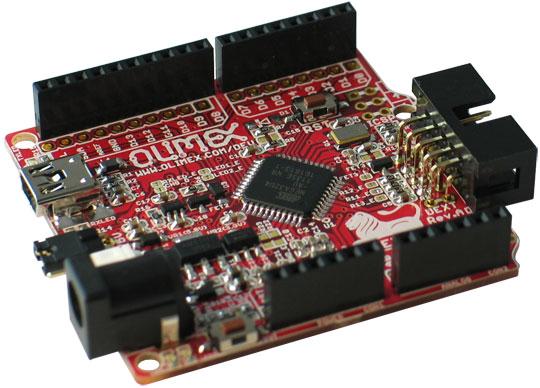 Olimexino-32U4 Arduino Leonardo like Dev. Board
