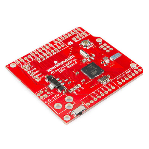 ATmega128RFA1 Development Board