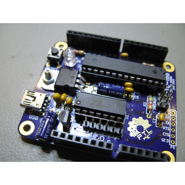 PTL-ino Kit - Arduino kompatibles Board