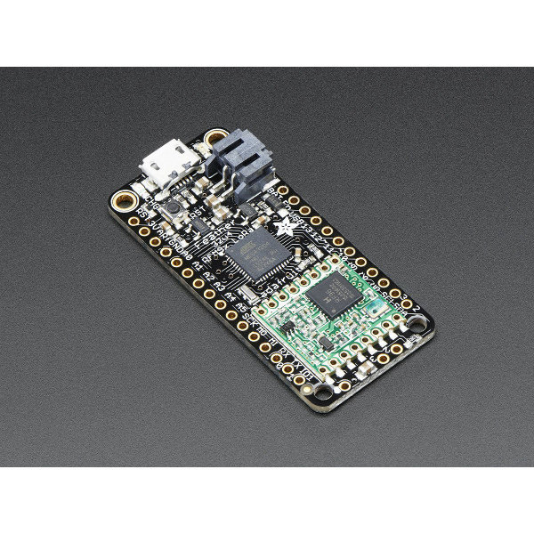 Adafruit Feather 32u4 RFM95 LoRa - 868/915MHz