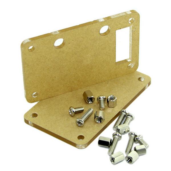 Bus Pirate v4 Acrylic Case kit v1