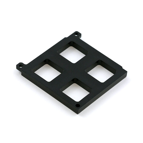 Button Pad 2x2 Bottom Bezel