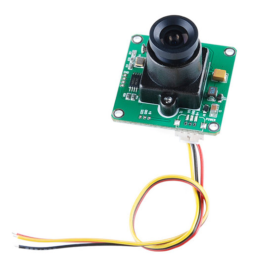 CMOS Kamera Modul - 728x488