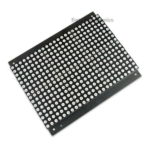 24x16 Dot Matrix Display Board HT1632C 5mm grün (DP11211)