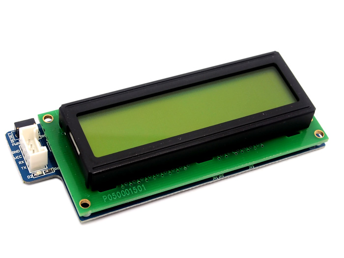 Grove - Serial LCD