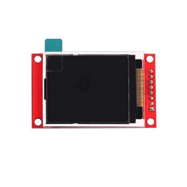 "1.8"" TFT LCD Screen Module SPI: TFT01-1.8SP - 3.3V/5V"