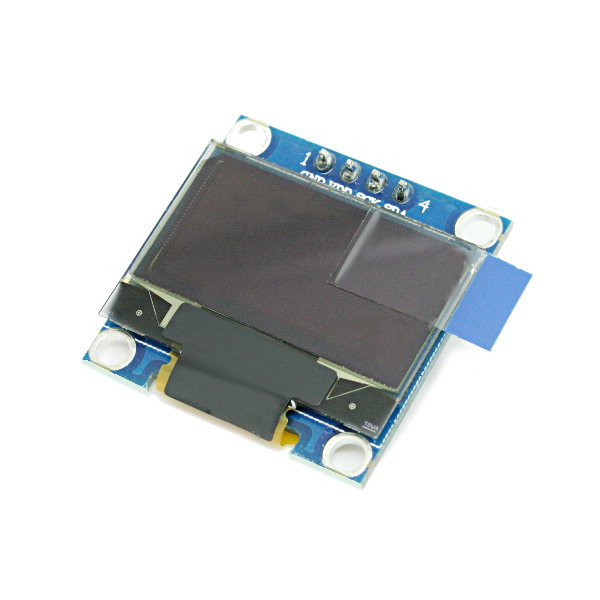 OLED Display I2C 128x64 - 0.96""