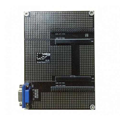 Cubie Proto Board mit VGA Buchse