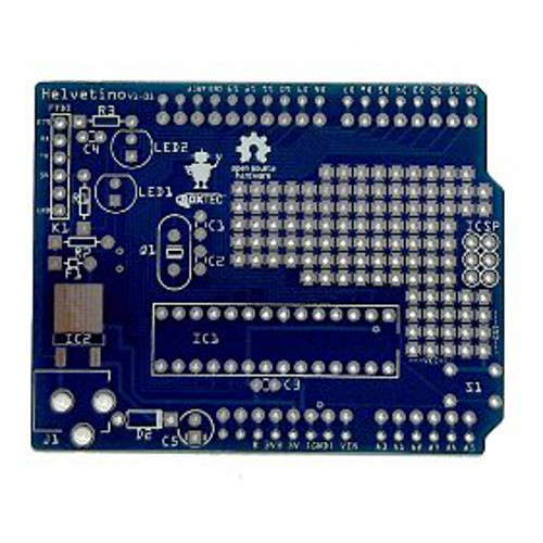 Helvetino PCB v1.01