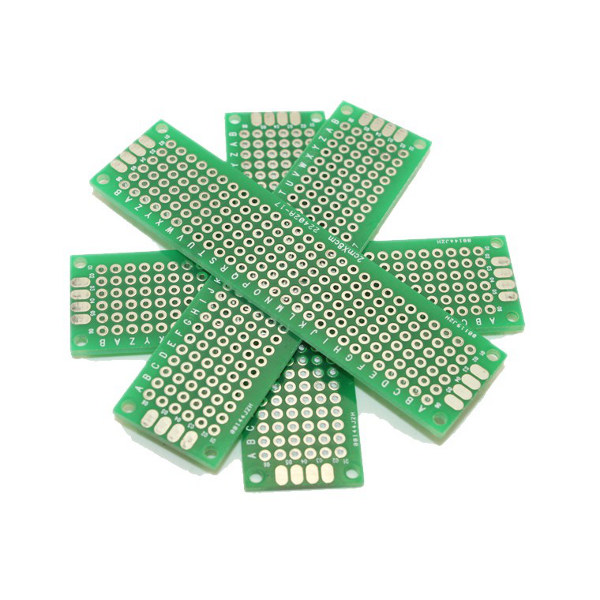 Protoboard 2cm * 8cm - 2.54mm double-sided