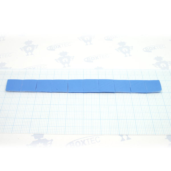 Thermal Pads 10x10mm self-adhesive - 10pcs