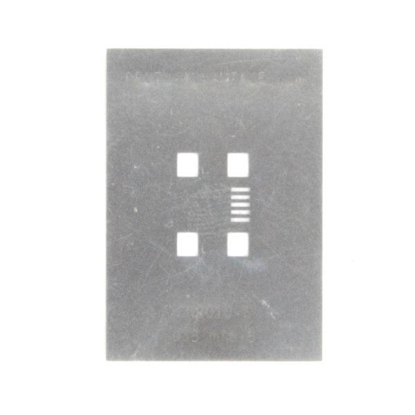 Stencil USB mini-B